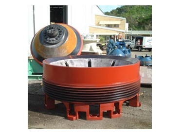 Replacement Parts for Crushing Machinery