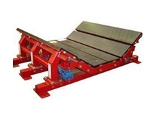 Heavy-Duty Impact Tables available from Crushing and Mining Equipment