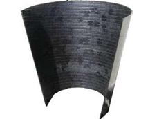 MC3 Chromium Carbide Wear Plates from Crushing and Mining Equipment