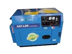Portable diesel generators by Cuda Generators