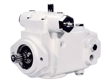 High pressure and low pressure pumps for open or closed loops