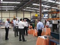 Industrial Braking Solutions Open Day