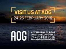 The AOG will be held 24-26 February 2016 at the Perth Convention and Exhibition Centre