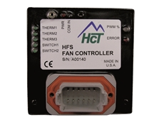 High Country Tek (HCT) fan drive controllers