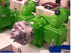 High torque hydraulic motors