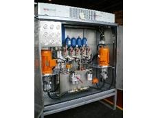 Mine Design Compliant Power Unit