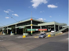 The Sydney Markets carpark where the ramp upgrade was undertaken using Hercules slip joint technology