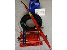 PneuVibe Impact Mole pneumatic hammer
