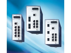 Hirschmann RSB20 series managed Ethernet switches