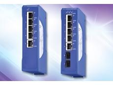 Hirschmann SPIDER Giga unmanaged Ethernet switches