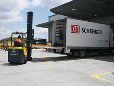 DB Schenker's new Brisbane cold storage facility