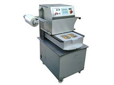 700 Rotary Tray Sealer for food industry application