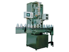Automatic sleeving and banding machines are available in rotary and vertical models