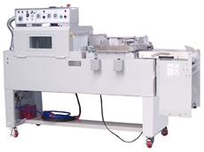 DFC336-P Semi Automatic Shrink Wrapping Machines from DFC Packaging [Machinery] Pty Ltd.