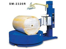 The new See Me Secura 1300 series stretch wrapper.
