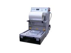 Model D2 500 D-tray sealer