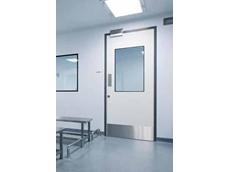 DMF Dortek GRP hygienic swing door