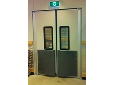 DMF Impact traffic doors