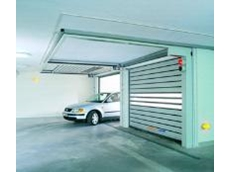 Efaflex high speed doors for carparks