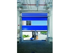 DMF high speed warehouse door