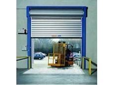 Efaflex SST high speed doors from DMF International
