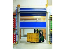 Energy Efficient High Speed Doors from DMF International