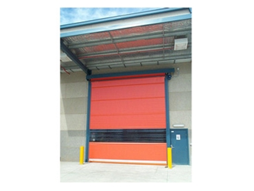 Series RL3000 Rapid Auto Roll Up Doors and Efaflex High Speed Doors