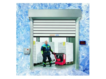 High Speed Doors from DMF International