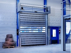 High speed doors now available from DMF International