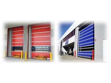 Rapid Auto Roll Doors available in various models
