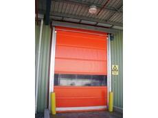 Rapid Roll high speed roller doors from DMF International