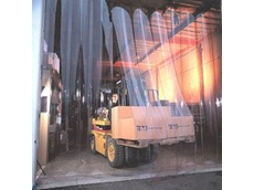 Flexible PVC Strip Doors and Strip Curtain Doors