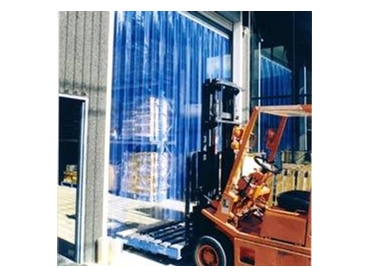 Strip Curtain Doors And Automated Strip Doors From Dmf