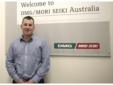 Paul McDermott, National Product/Agent Manager at DMG MORI SEIKI Australia has been ranked as one of Mori Seiki's top sales managers 2010