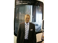Dr. Jens Hardenacke, CEO - Cooperation Markets at DMG/Mori Seiki.