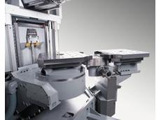 Deckel Maho's new machining centre.