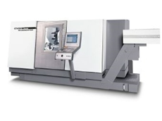 The CTX 320 universal linear lathe.