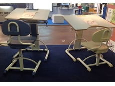 UP School desks and chairs
