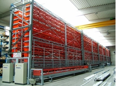 DynBar Vertical Storage Systems