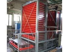 DynSheet Automatic Storage System