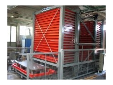 DynSheet sheet metal industrial storage systems