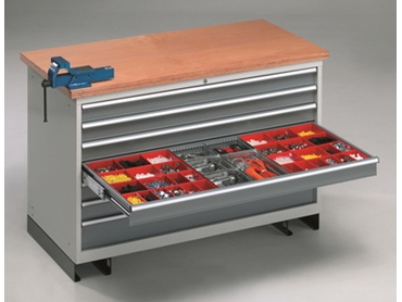 Industrial Draw Cabinets