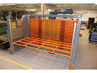 Warehouse Storage Systems and Storage Solutions including Industrial Racks and Drawers