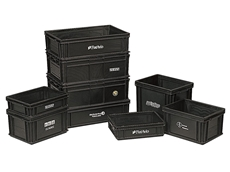 Stacking and Storage Containers from DYNSTO