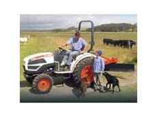 Compact tractors from Daken