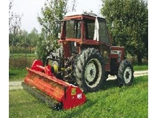 Daken Compact Mulchers and Flail Mowers