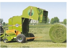 Round baler from DakenASV