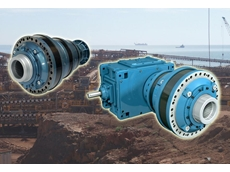 Brevini Epicyclic gear units range provide up to 2,500,000 Nm of continuous torque