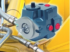 MD10 series axial piston pumps now available from Brevini Australia