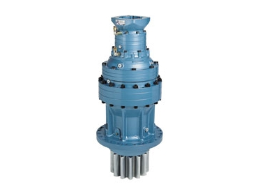 Planetary gears for slewing drives
